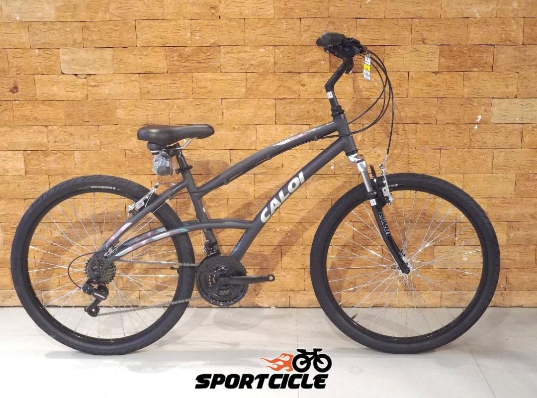 794e6b553 Bicicleta Caloi 500 Feminina - Sportcicle
